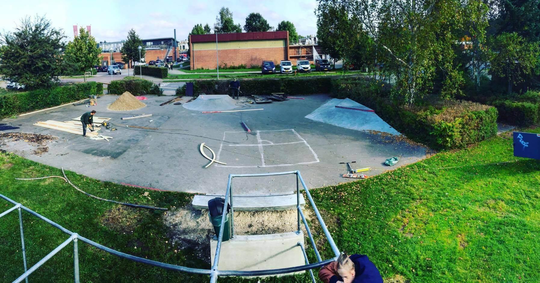 Smorum Skatepark Skatepark I Smorum Skateparks Dk